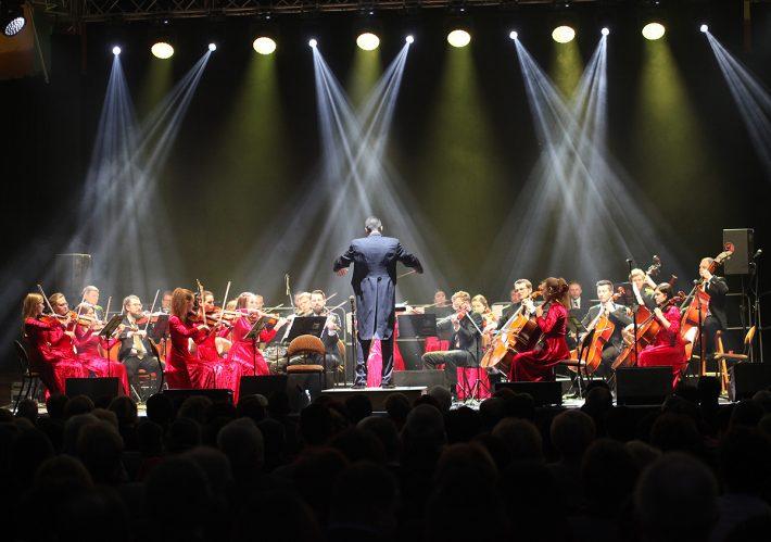 Koncert Orkiestry PONTICELLO w Krupskim Młynie