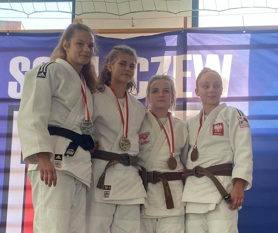 Pucharu Polski Juniorów w Judo należy do Julii Bulandy