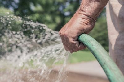 Zbliża się zima - woda do ogródków działkowych zostanie odcięta