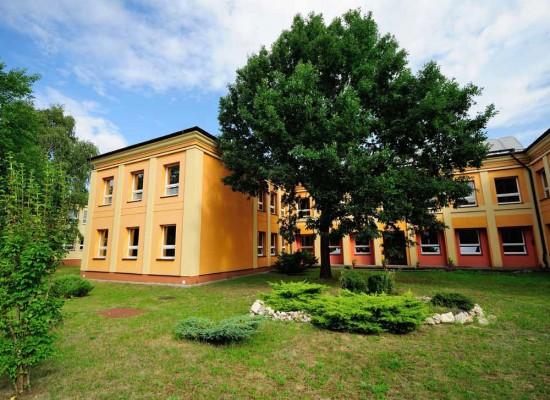 Termomodernizacja budynku Zespołu Szkół położonego przy ulicy Dąbrowskiego 2 w Krupskim Młynie