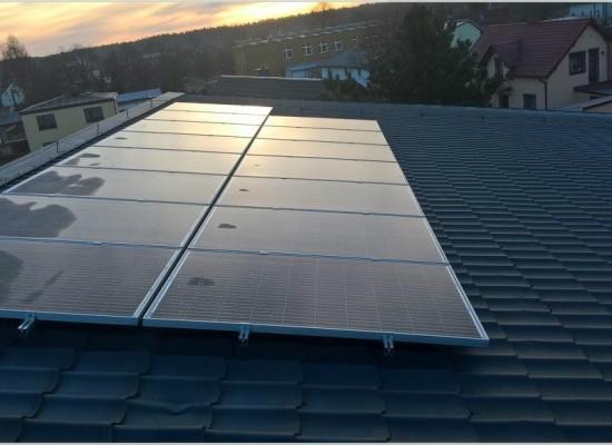 Promowanie energii odnawialnej na terenie Gminy Krupski Młyn - etap II