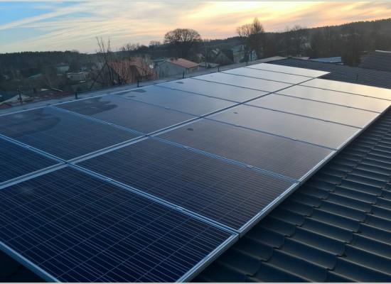 Promowanie energii odnawialnej na terenie Gminy Krupski Młyn