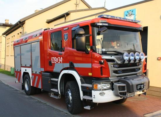 Zakup samochodu ratowniczo - gaśniczego na potrzeby OSP Potępa