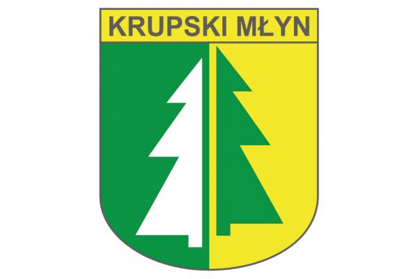 Koszenie trawy w sołectwie Krupski Młyn - podziękowania