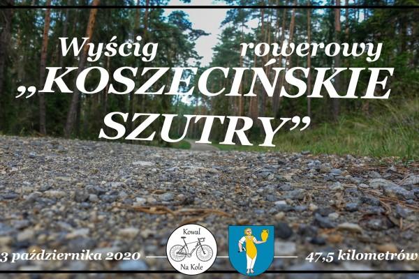 Wyścig rowerowy w Koszęcinie