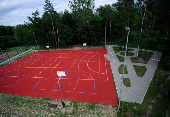 Inwestycje - Kompleks sportowy