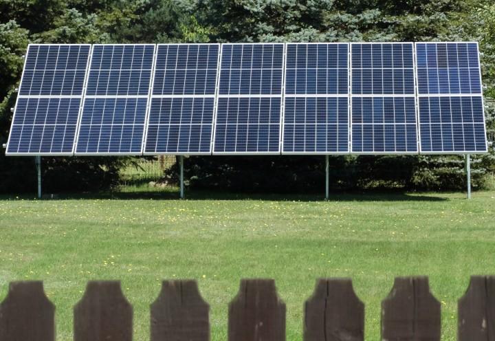 Inwestycje - Promowanie energii odnawialnej na terenie Gminy Krupski Młyn - etap II